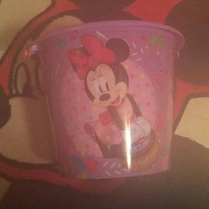 Other - Minnie Mouse basket